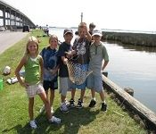 North Carolina Aquarium on Roanoke Island, Let's Go Crabbing!
