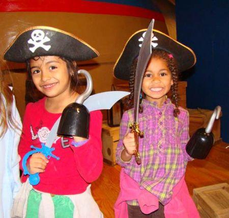 Roanoke Island Festival Park, Roanoke Adventure Museum