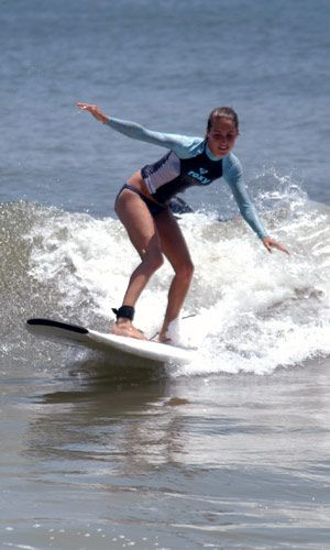 Hatteras Island Boardsports, LEARN TO SURF