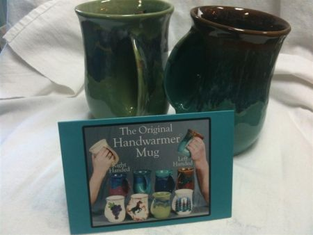 Island Spice & Wine, HAND WARMER MUGS