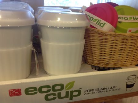 Island Spice & Wine, Eco cups & Lids