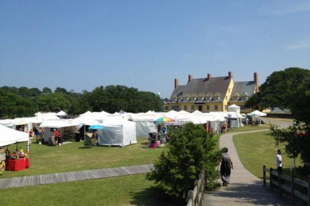 Whalehead, Under the Oaks Arts Festival
