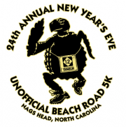 Tortugas' Lie Shellfish Bar and Grille, 27TH ANNUAL NEW YEAR'S EVE UNOFFICAL BEACH ROAD 5K