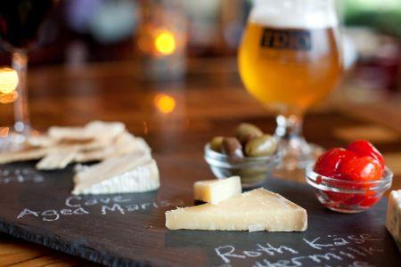 Trio Wine & Cheese, CHEESES FROM AROUND THE WORLD