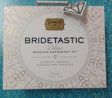 Birthday Suits,  Bridal Emergency Kit
