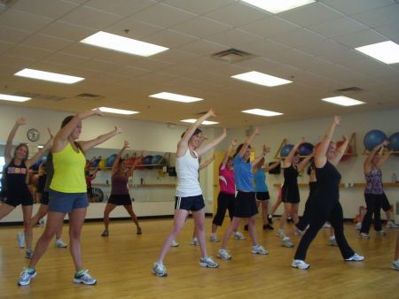 Outer Banks Family YMCA, Zumba