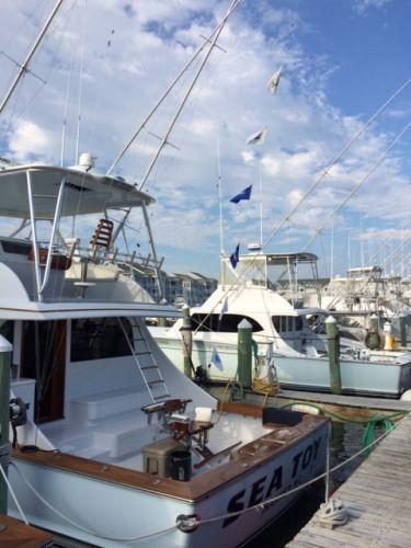 Pirate's Cove Marina, Double Grand Slam!