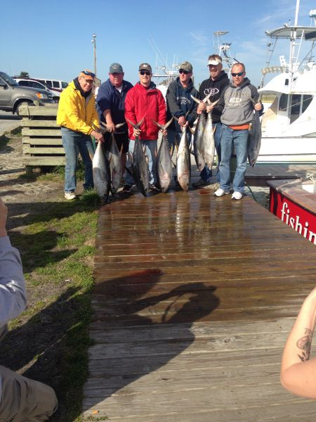 Oregon Inlet Fishing Center, A Lil' Bit of Everything 4-11-15