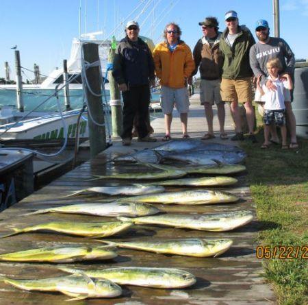 Oregon Inlet Fishing Center, Little bit of everything 5-22-15