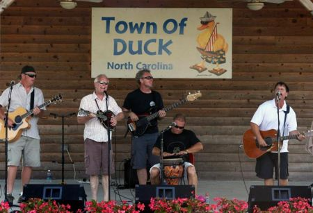 Duck Town Park, Concert in the Park
