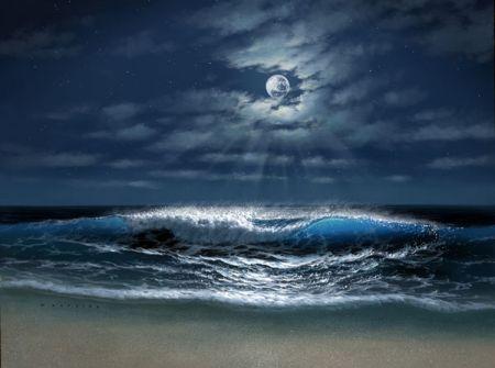 Ocean Treasures, Walfrido Paintings