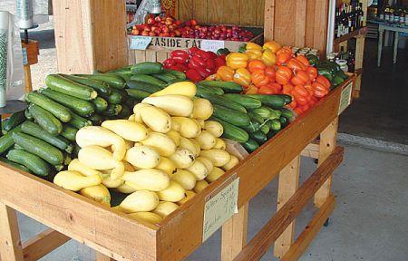 Seaside Farm Market Corolla, Fresh Vegetables