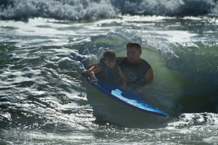 Surfing for Autism, Surfing for Autism