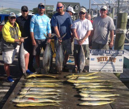 Bite Me Sportfishing Charters, Back At It!