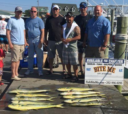Bite Me Sportfishing Charters, Maui's