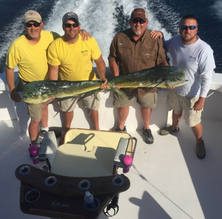 Bite Me Sportfishing Charters, Other Side
