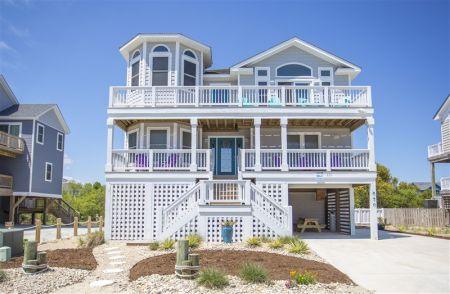 Carolina Designs, Luxury beach retreat