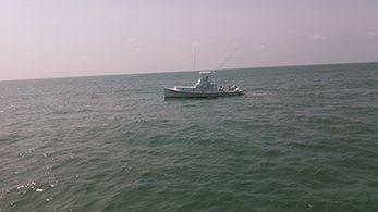 Tuna Duck Sportfishing, Near Shore Today