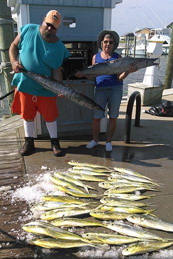 Tuna Duck Sportfishing, Wahoo and Dolphin