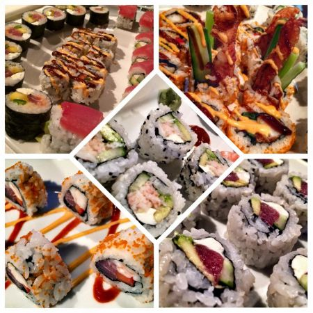 Barefoot Bernie's Tropical Grill & Bar, Thursday Sushi Night
