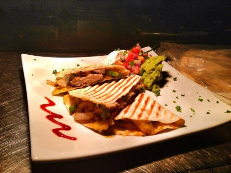 Red Sky Café, Chicken Quesadilla