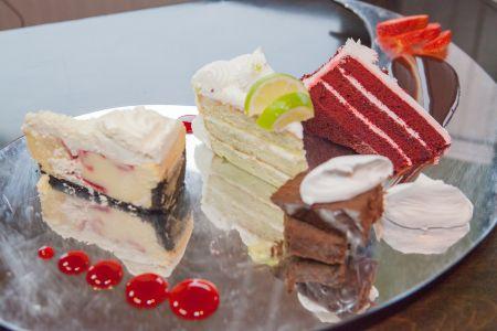 Red Sky Café, Desserts
