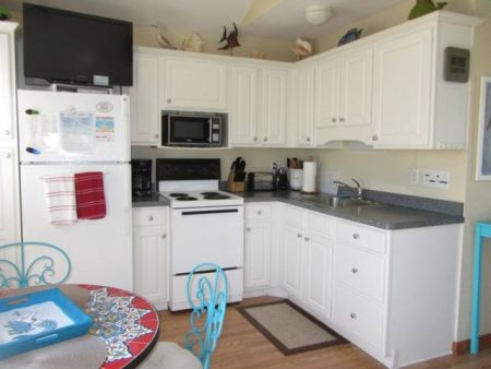 Hatteras Cabanas, One Room Efficiency