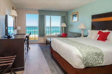 Ramada Plaza Nags Head Oceanfront, Oceanfront Hotel