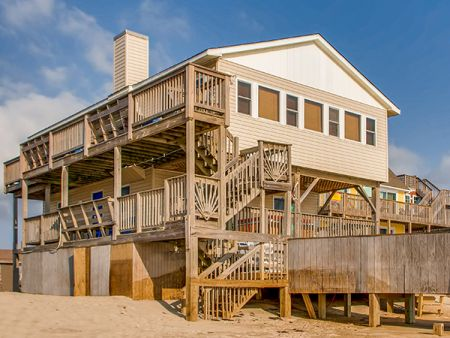 Surf or Sound Realty, Hatteras Paradise