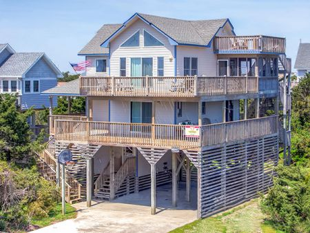 Surf or Sound Realty, Buck's Beach House