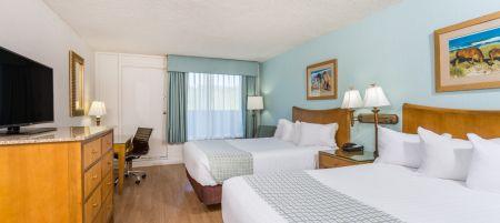 Ramada Plaza Nags Head Oceanfront, Beachfront Rooms