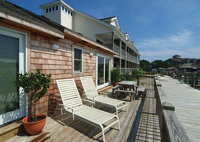 Captain's Landing Waterfront Inn, 2 BR, 2 BA Cottage