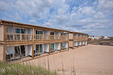 John Yancey Inn, On the Beach