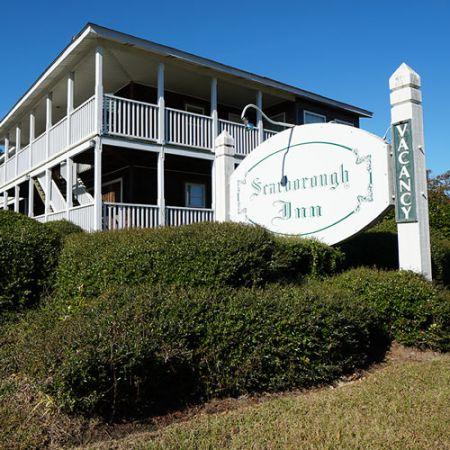 Scarborough Inn Manteo, Affordable Hotel