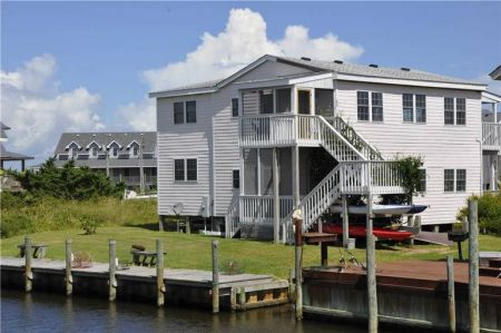 Ocracoke Island Realty - Vacation Rentals, Hoi Toide-Low Toide