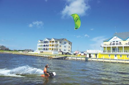 Waves Village Watersports Resort, Kiteboarder Paradise
