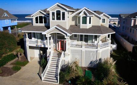 Carolina Designs, Beachfront Getaway