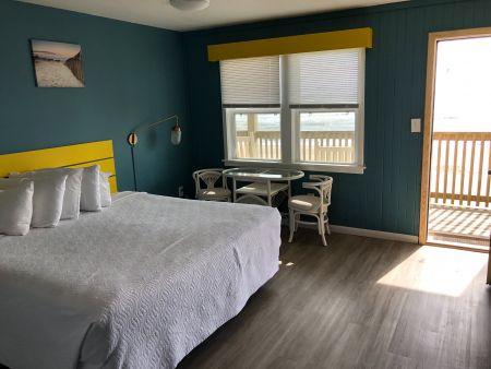 Cape Hatteras Motel, Oceanfront King Room