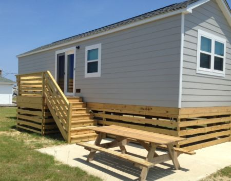 Camp Hatteras, Sleep Up to 6