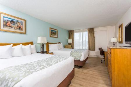 Ramada Plaza Nags Head Oceanfront, Pet-Friendly Rooms