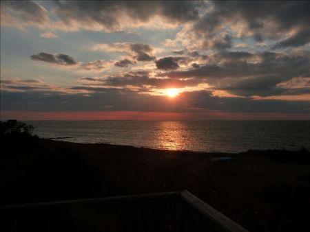 Ocracoke Harbor Inn, Sound and Sunsets