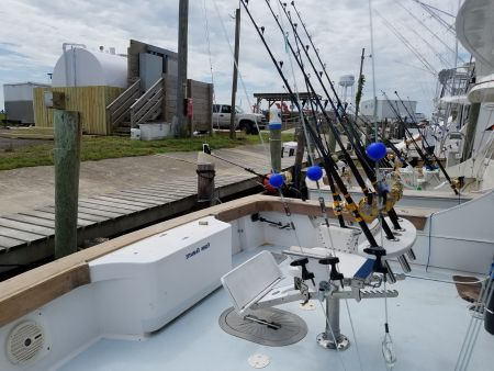 "Fishin' Fannatic, Time to ""Get With It"" Here in the Outer Banks"