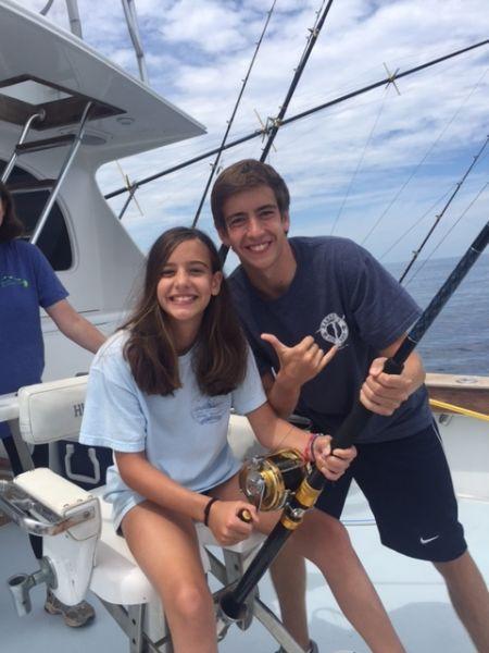 Fishin' Fannatic, Family Week