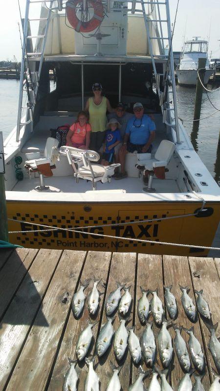Fishing Taxi Sportfishing, Lifelong friends