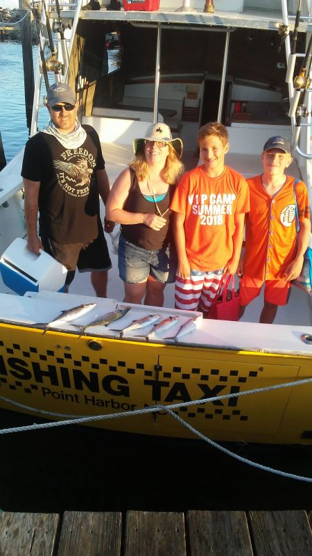 Fishing Taxi Sportfishing, DC coming to the Outer Banks