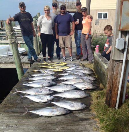 Albatross Fleet, Outstanding blackfin tuna fishing
