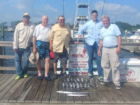 Grandpa's Charters, 4hr Inshore Fishing w/Grandpa!