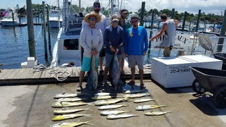 Phideaux Fishing, 95 #er and mahi