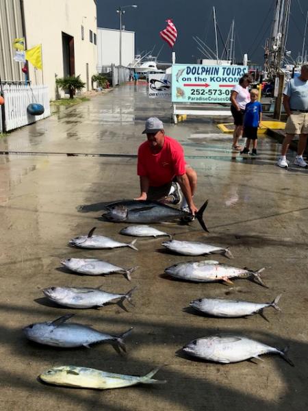 OBX Marina, 8-8-2018