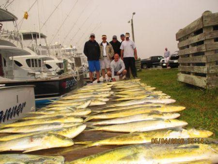 Oregon Inlet Fishing Center, Mighty Mahi Week